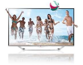 #LG Cinema 3D Smart TV