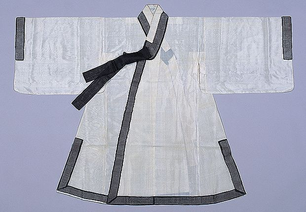 Hakchangui (Coats for Scholar) | Hyun Baek-un(19th century, Joseon dynasty) | Seok Juseon Memorial Museum, Dankook University