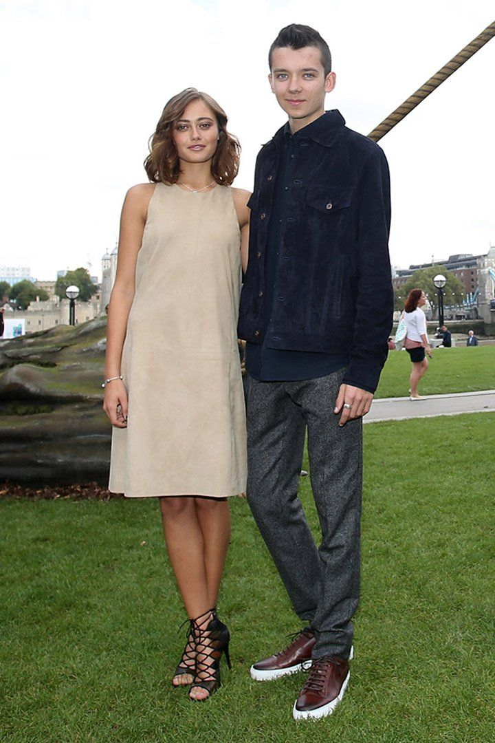 With Asa Butterfield and Ella Purnell as the Faces, Being Peculiar Never Looked as Good