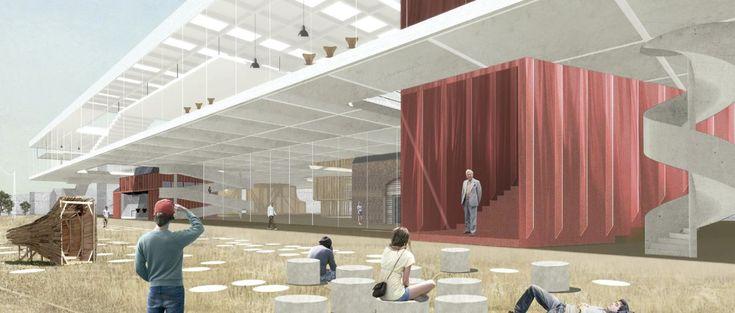 jaja . NEW SCHOOL OF ARCHITECTURE . AARHUS (2)
