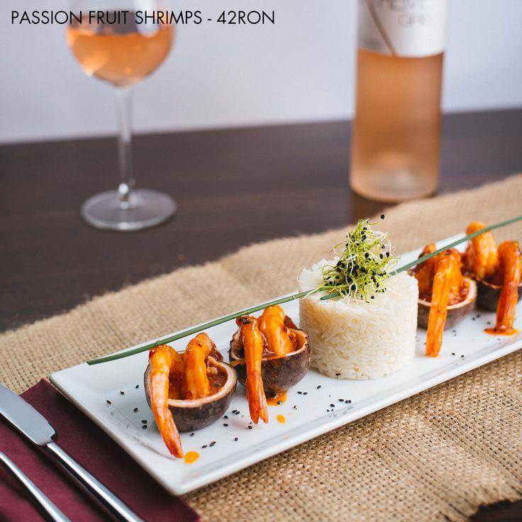 Passion Fruit & Sweet Chili Shrimps Wine Pairing: Extreme Gris Rose (Cotes du Provence)