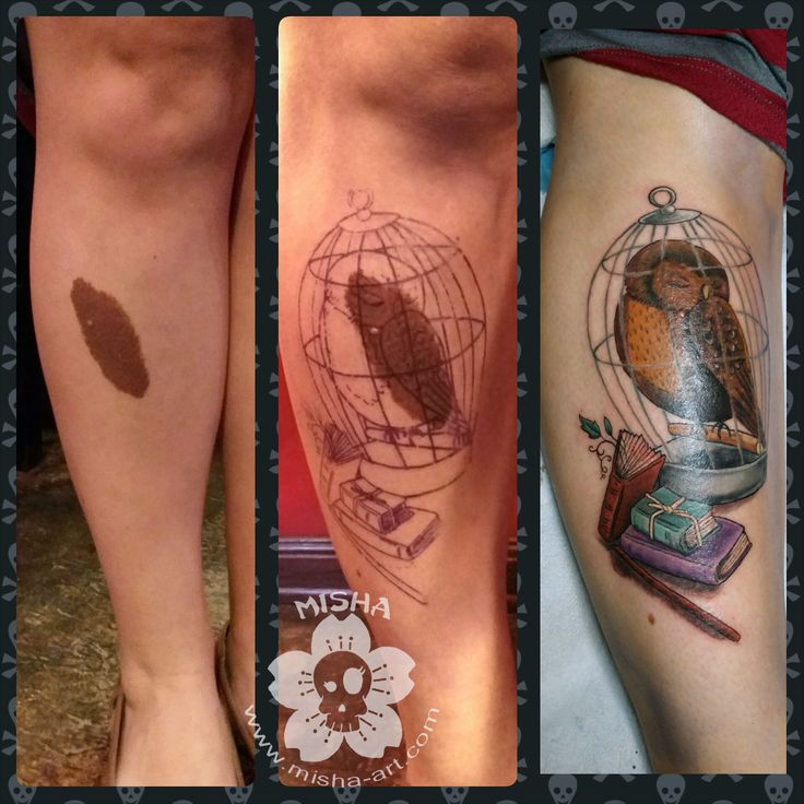 34 best images about misha tattoo 39 s cover ups on pinterest for Brown tattoo ink cover up