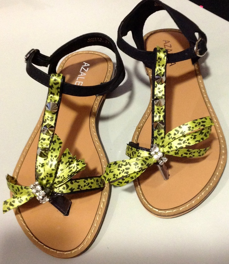 Handmade sandals Fashion Rocks