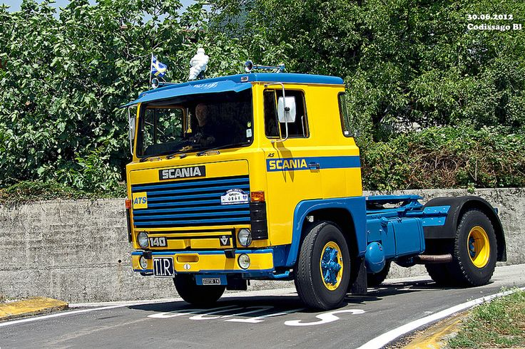 SCANIA 140 | by marvin 345