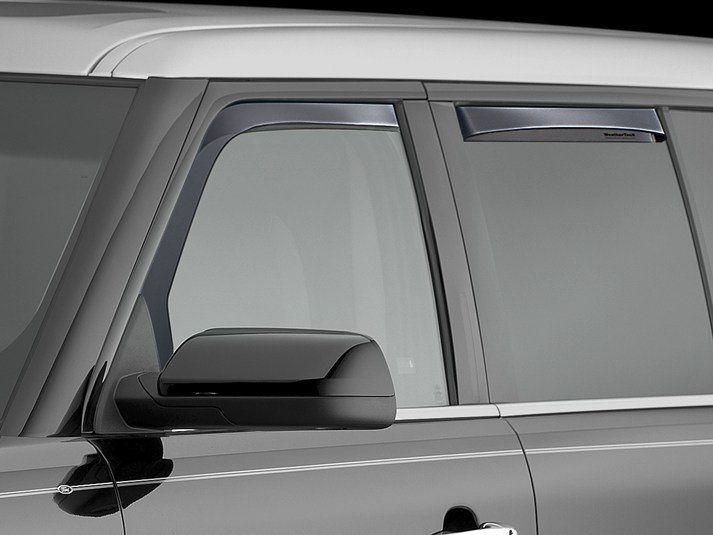 Ford 2018 Flex Side Window Deflectors Ford Flex Side Window Trucks