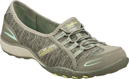Skechers Sport Women's Good Life Fashion Sneaker, Gray Mesh/Gray/Aqua Trim, 7.5 M US - http://all-shoes-online.com/skechers-3/7-5-b-m-us-skechers-sport-womens-good-life-fashion-15