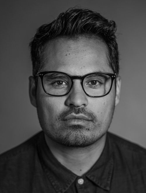 This guy, Michael Pena, sometimes finds himself in a terrible film--but you don't really notice because he's such a versatile and interesting actor.  Just killin' it in every scene.