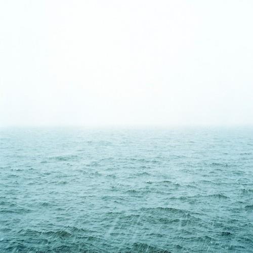 evzen sobek, untitled (snowstorm over water).