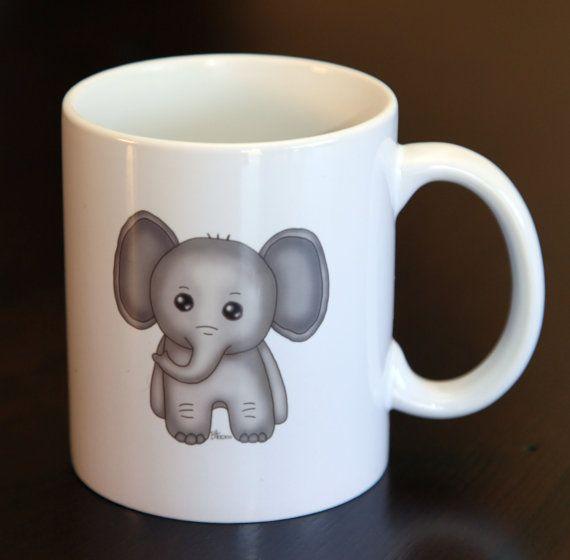 17 best images about color me mine ideas on pinterest jonathan adler an elephant and hand painted - Jonathan adler elephant mug ...