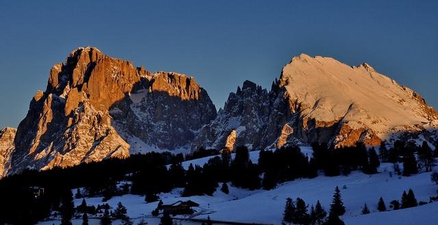 Sasso Lungo e Sasso Piatto, Alto Adige