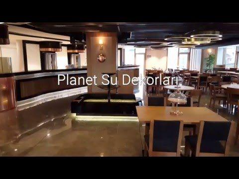Planet PASD Akvaryum ve Su Dekorları - İç Mekan Süs Havuzu - YouTube