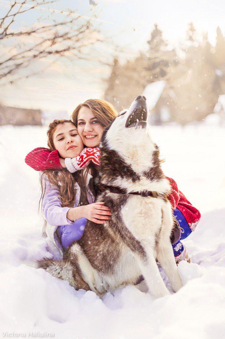 Фотограф Виктория Халиулина - Фотосессия с животными