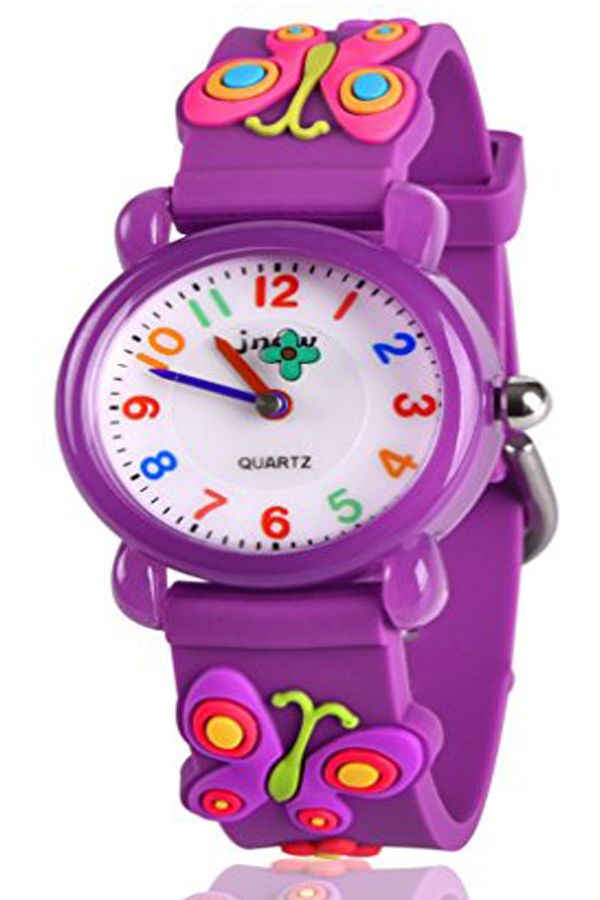 Joyrox Led Watch Kids Jelly Color Digital Child Watches New Touch Screen Rubber Children Watch For Boy Girl Student Go To School Great Varieties Watches