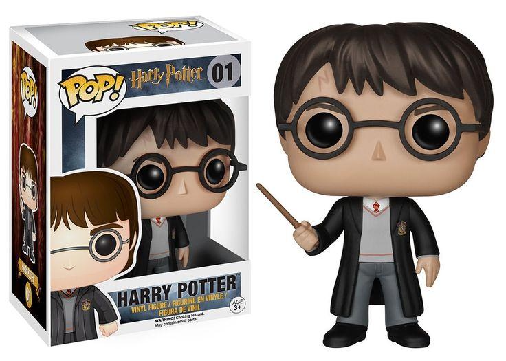Pop! Movies: Harry Potter - Harry Potter