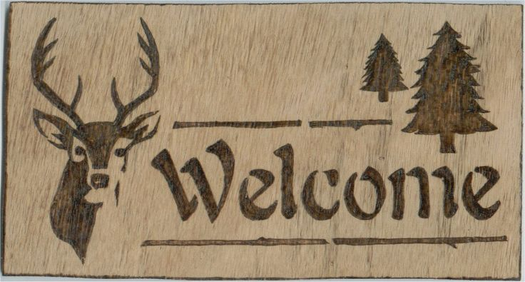wood burning patterns for beginners free | DIY Woodworking Projects