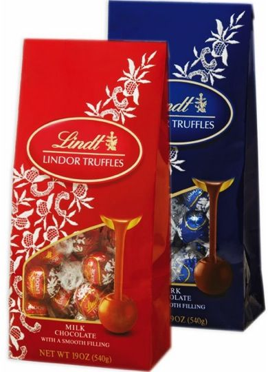 "FREE Bag of Lindt Chocolate Truffles!  This link totally worked!  I just ""liked"" them on FB and printed my coupon!"