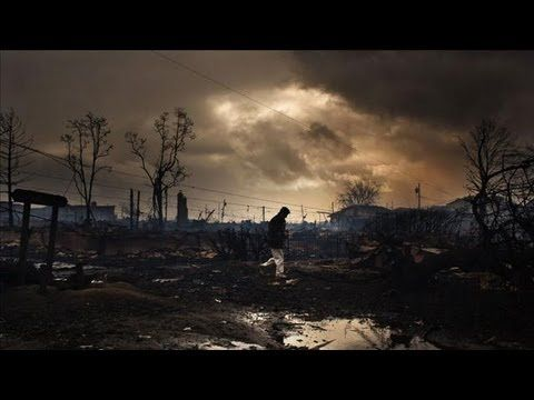 Hurricane Sandy: As It Happened - YouTube