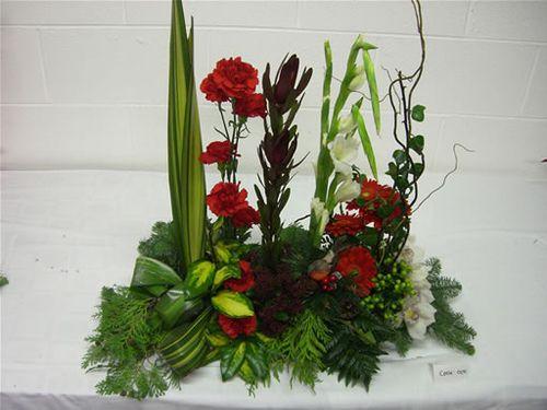 Christmas flowers | por Flowers Made Easy