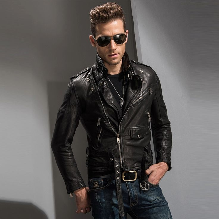 389 best Men's Leather Jackets Flight Suit Jacket images on Pinterest