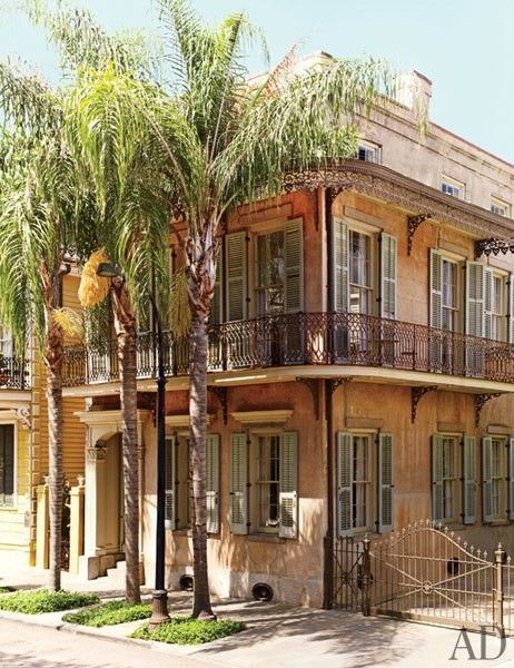 A true New Orleans home....