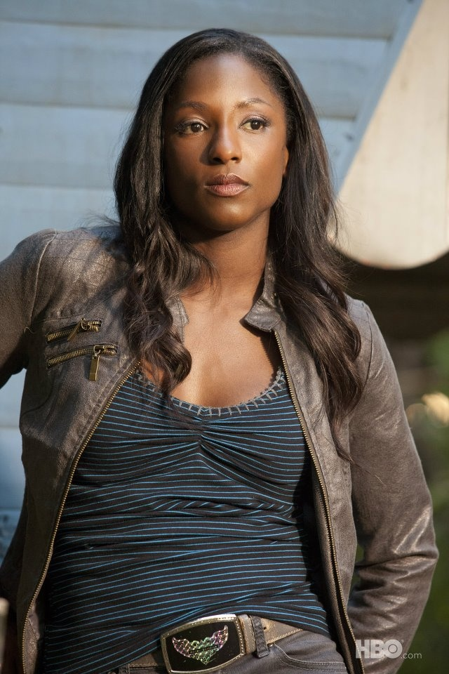 Rutina Wesley as Tara in True Blood
