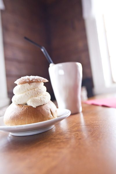 Semla- A February Swedish Tradition