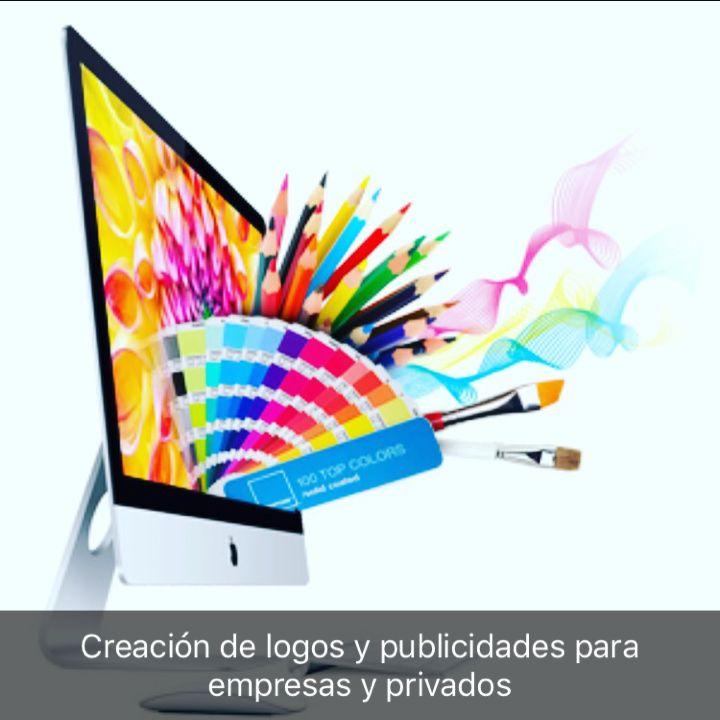 Creacion De Logos Y Publicidades De Un Disenador Grafico Profesional Para Empresas Y Privados