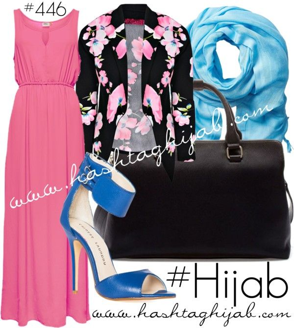 Hashtag Hijab Outfit #446
