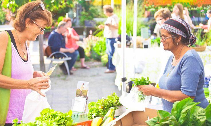 Toronto Botanical Garden #Organic #Farmers #Market