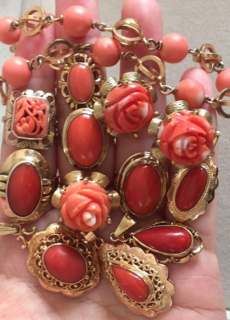 1000 Images About Coral And Pearl On Pinterest