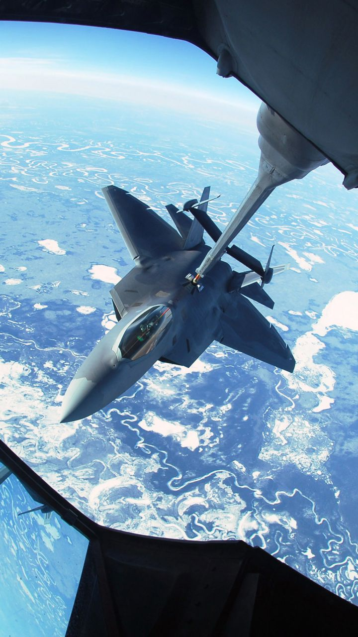 Download this Wallpaper 720x1280 - Military/Lockheed Martin F-22 Raptor (720x1280) for all your Phones and Tablets.