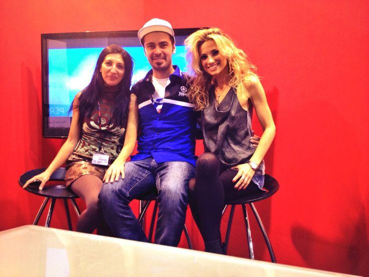 Si va in onda con Eleonora e Stefania