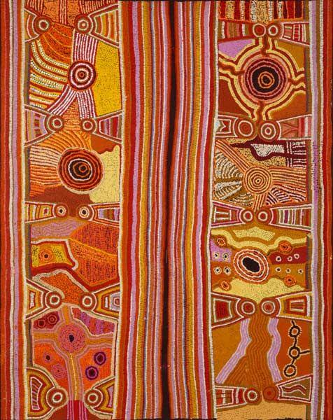 Brenton Ken - 'Putaputa - Brenton's Country - Outstation Gallery - Aboriginal Art from Art Centres