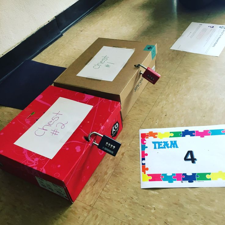 Ever wanted to try an Escape Classroom activity? You should! Check out my blog post --> The Escape Classroom Experience
