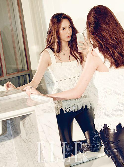 Krystal Jung for ELLE Magazine June Issue