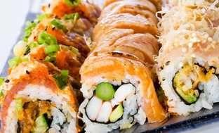 10% Cash Back at Osaka Sushi Express & Fresh Fruit SmoothiesOsaka Sushi Express & Fresh Fruit Smoothies The Loop (0.2 miles) Claim this deal