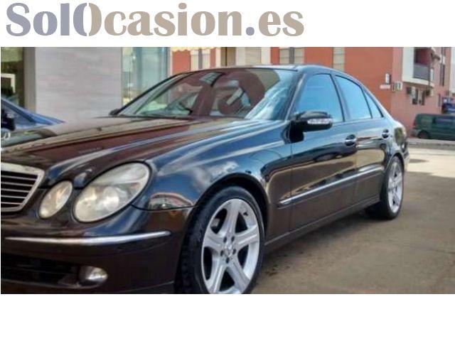 MERCEDES-BENZ - E 320 DCI AVANGARDE MERCEDES-BENZ - E 320 DCI  por 14.999 euros #segundamano http://www.solocasion.es #sevilla