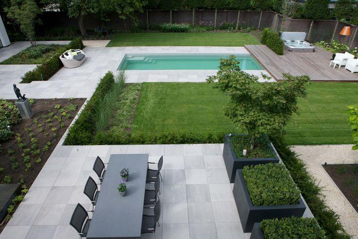 Mosa -Indoor/Outdoor Tile - Terra Tones- Villa Isola Bella, Netherlands