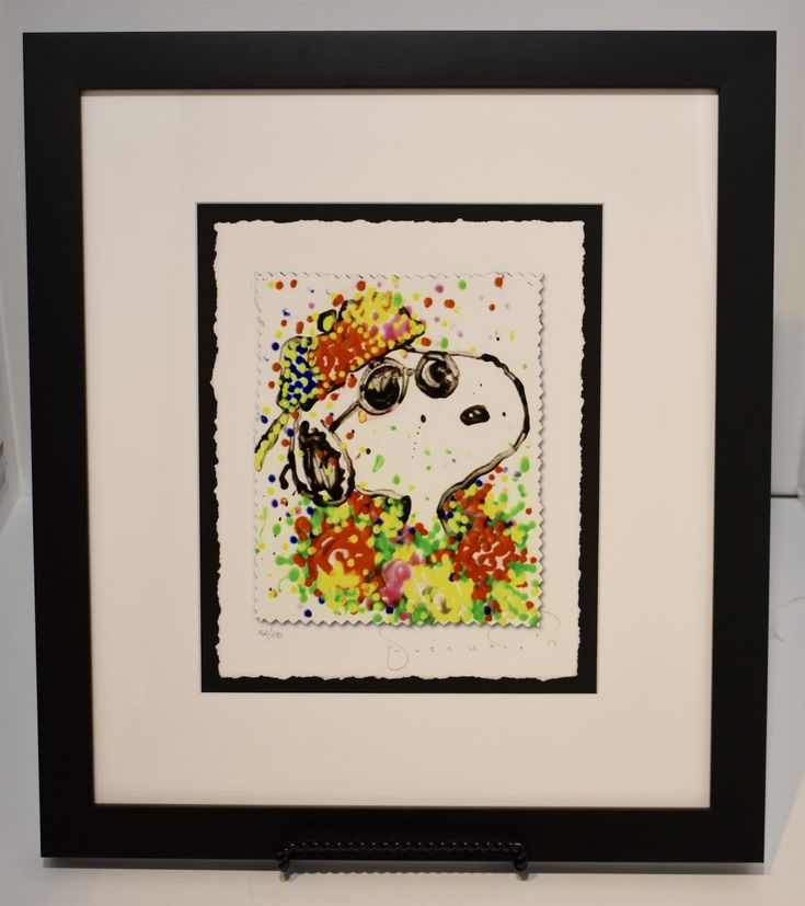 signed and number 160/295 silkscreen on deckled paper. Tom Everhart was born on May 21, 1952 in Washington, D.C. He began his under graduate studies at the Yale University of Art and Architecture in 1970. In 1972 he participated in an independent study program under Earl Hoffman at St. Mary's College. He returned to the Yale School of Art and Architecture in 1974 where he completed his graduate work in 1976, followed by post-graduate studies at the Musee de l'Orangerie, in Paris. He taug...