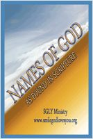 Advent idea - make ornaments with the names of God... here is a good list
