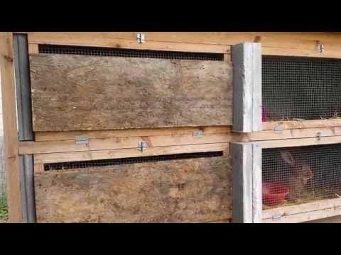 Présentation construction clapier béton [VIDEO] | verslautonomie