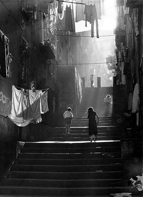 Piergiorgio Branzi | Napoli 1960 | Black & White Photography