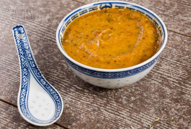 zupa krem z cieciorki