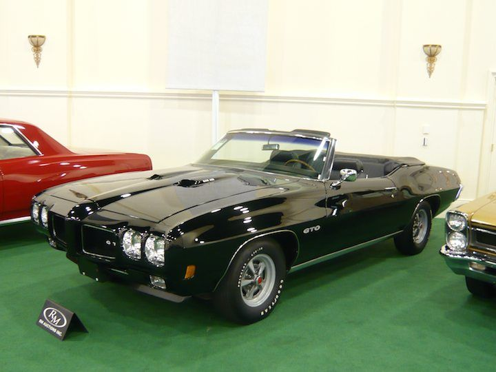 Gto Convertible For Sale Pontiac Gto