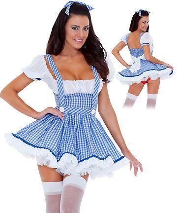 dorothy costumes for women - Dorothy Halloween Costume Women