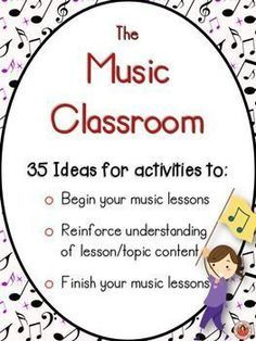 35+ Ways to Capture and Keep Student Attention in the Music Classroom! music activities | ♫ CLICK through to read more or RE-PIN for later! ♫