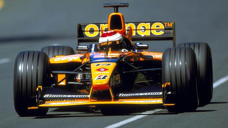Arrows-Asiatech A22