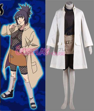 Naruto - Anko Mitarashi Cosplay Costume Version 01