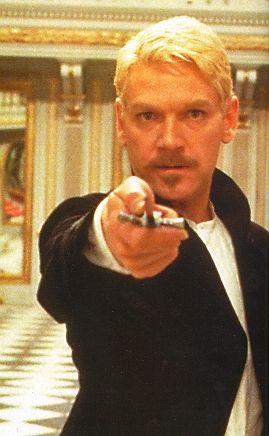 Kenneth Branagh as Hamlet--This man is one of my idols