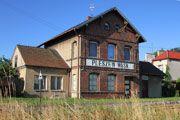 01.07.2015 Dworzec na stacji Pleszew Waskotorowy